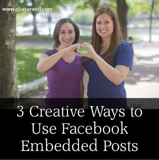 Facebook embedded posts
