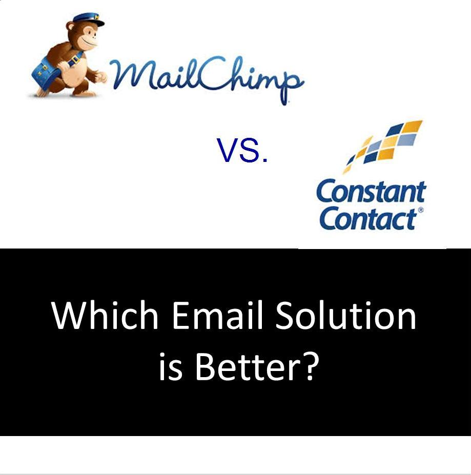 MailChimp vs. Constant Contact