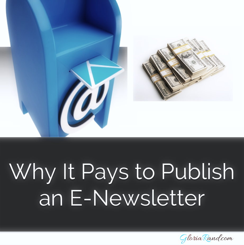 publish an email newsletter