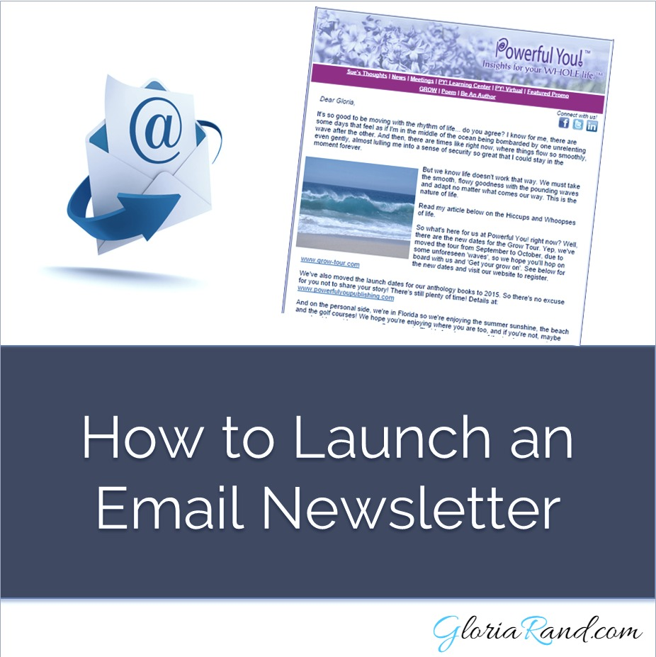 email launch