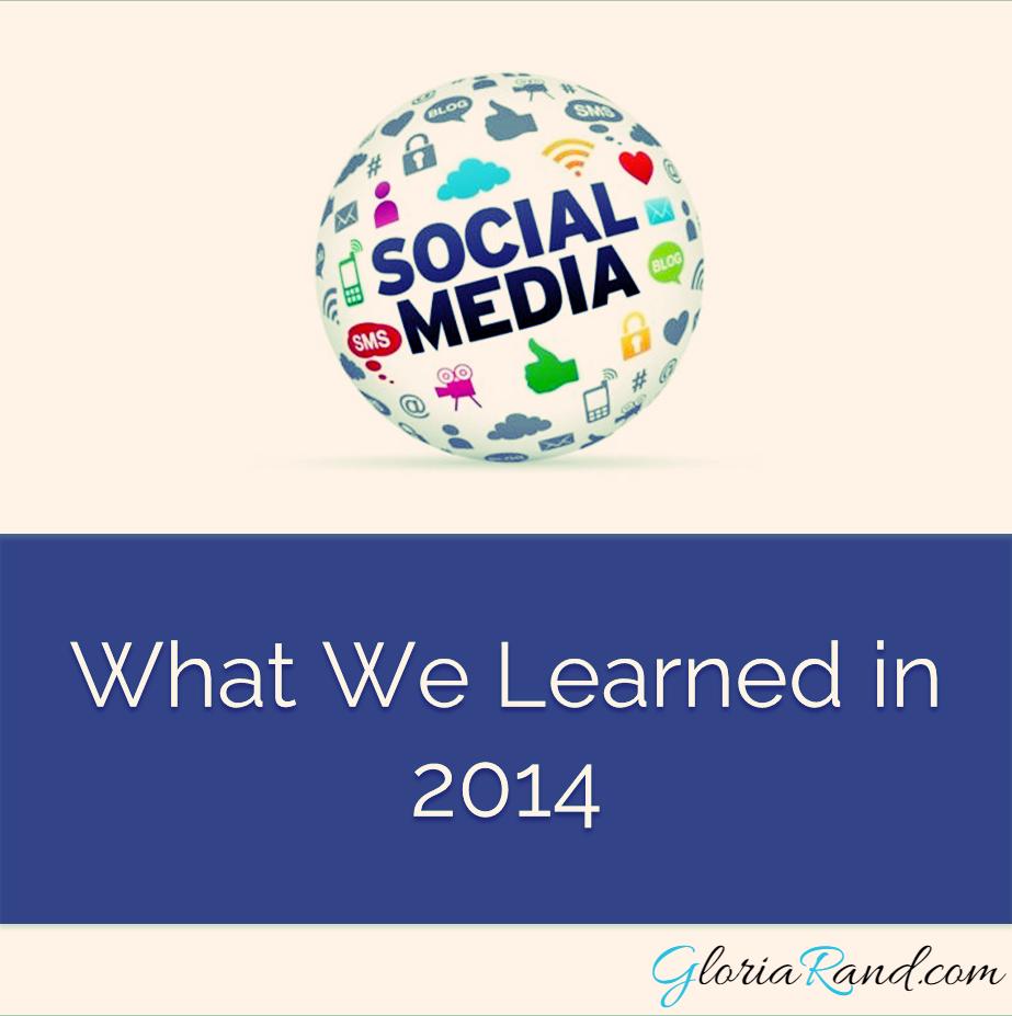 social media lessons