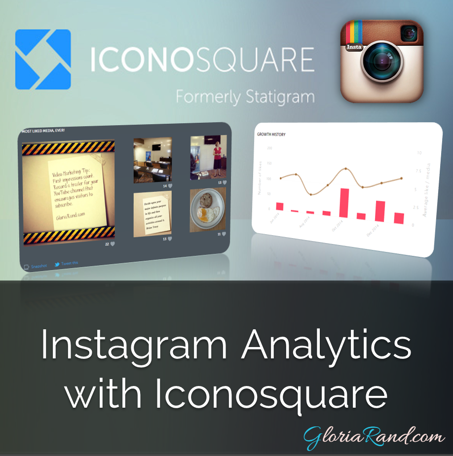 Instagram Iconosquare
