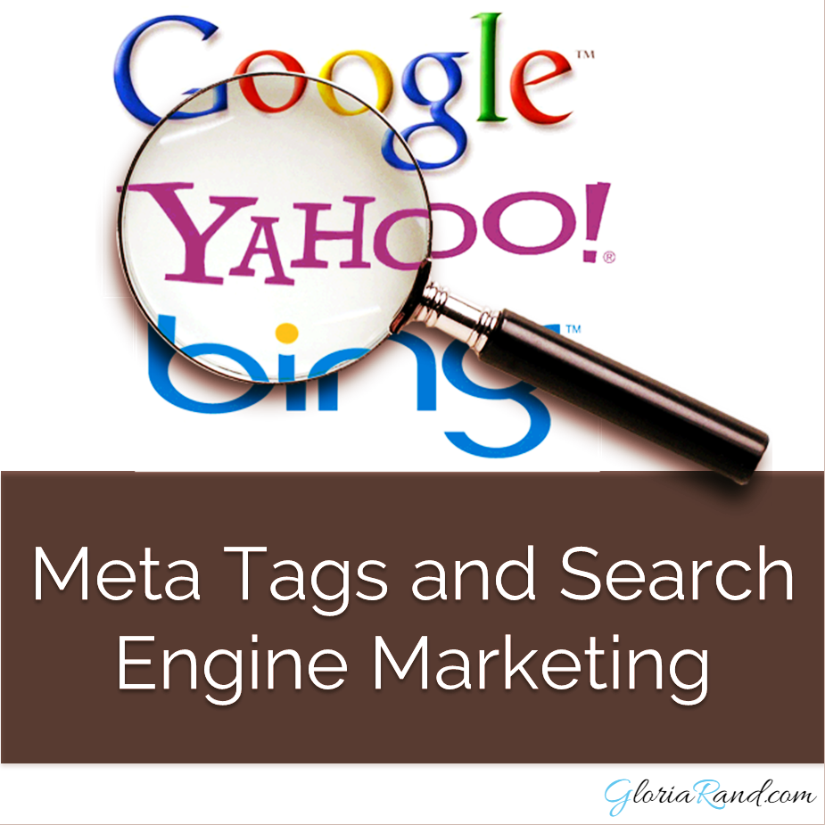 meta tags and search engine marketing