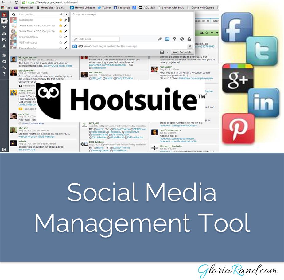 social media mgmt tool