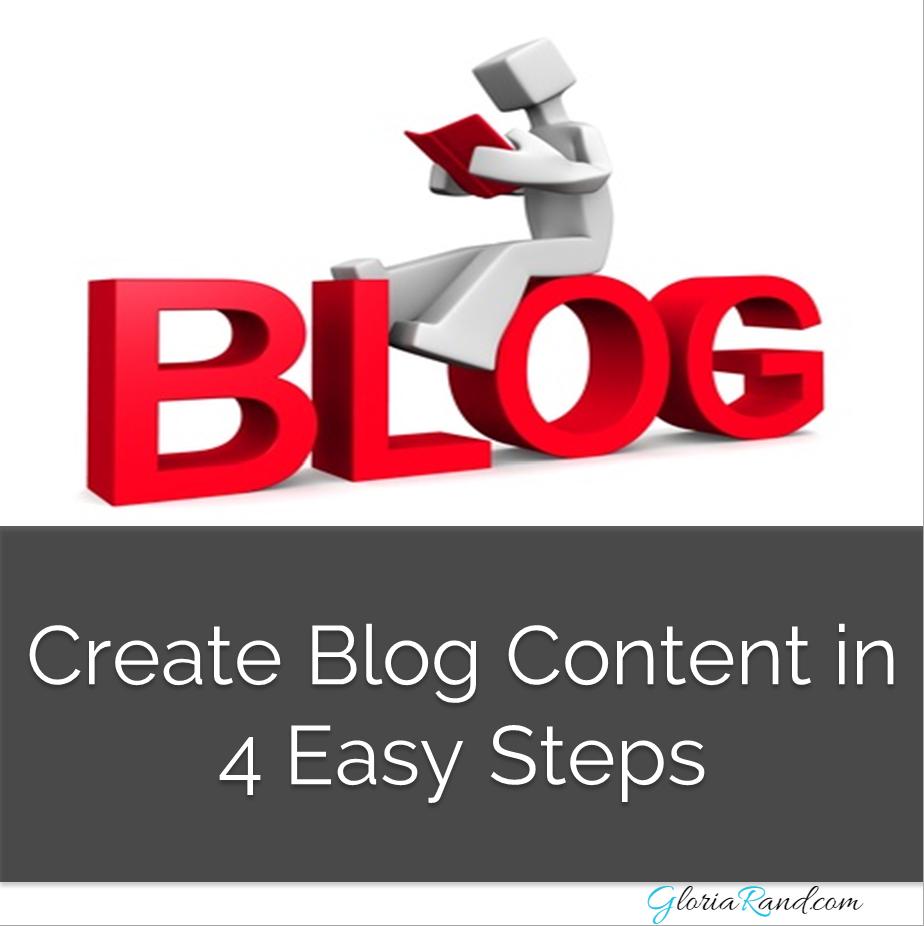 create blog content