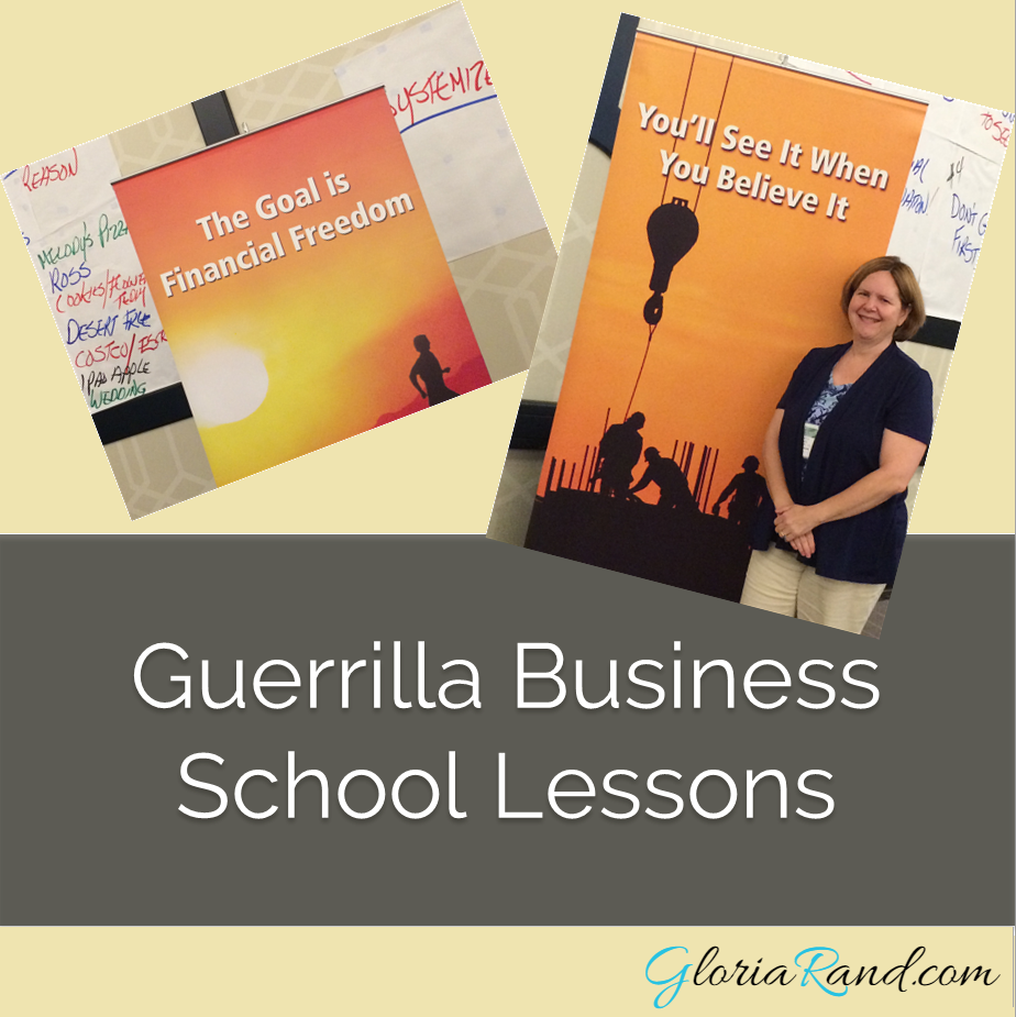 Guerrilla Business School Lessons