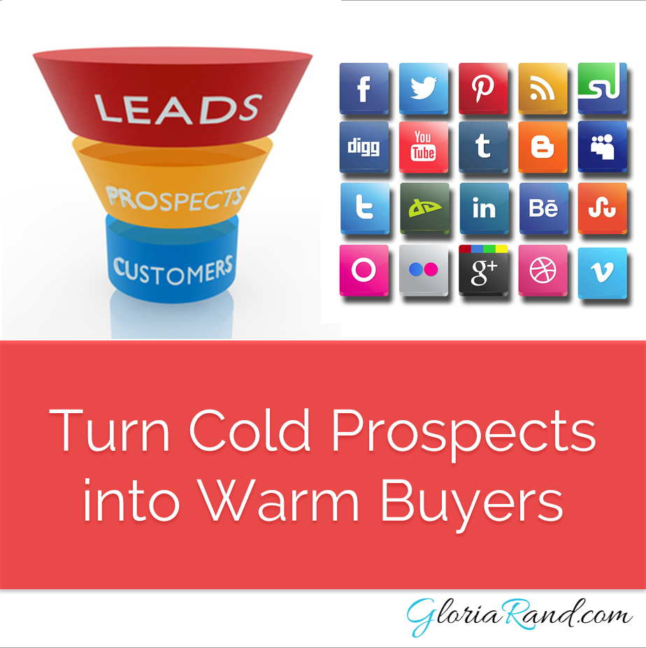 content marketing - cold prospects