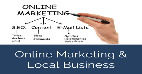 online marketing local business
