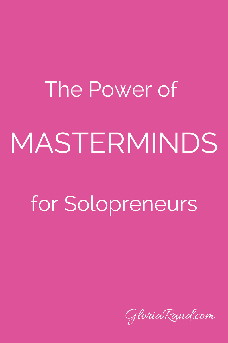 masterminds for solopreneurs