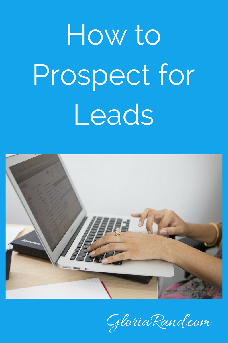 prospect for leads
