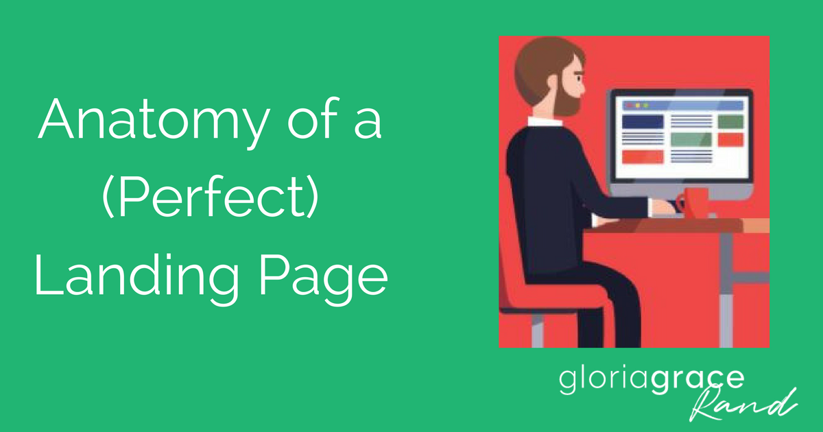 How to Create a Perfect Landing Page for Your Business Website ...