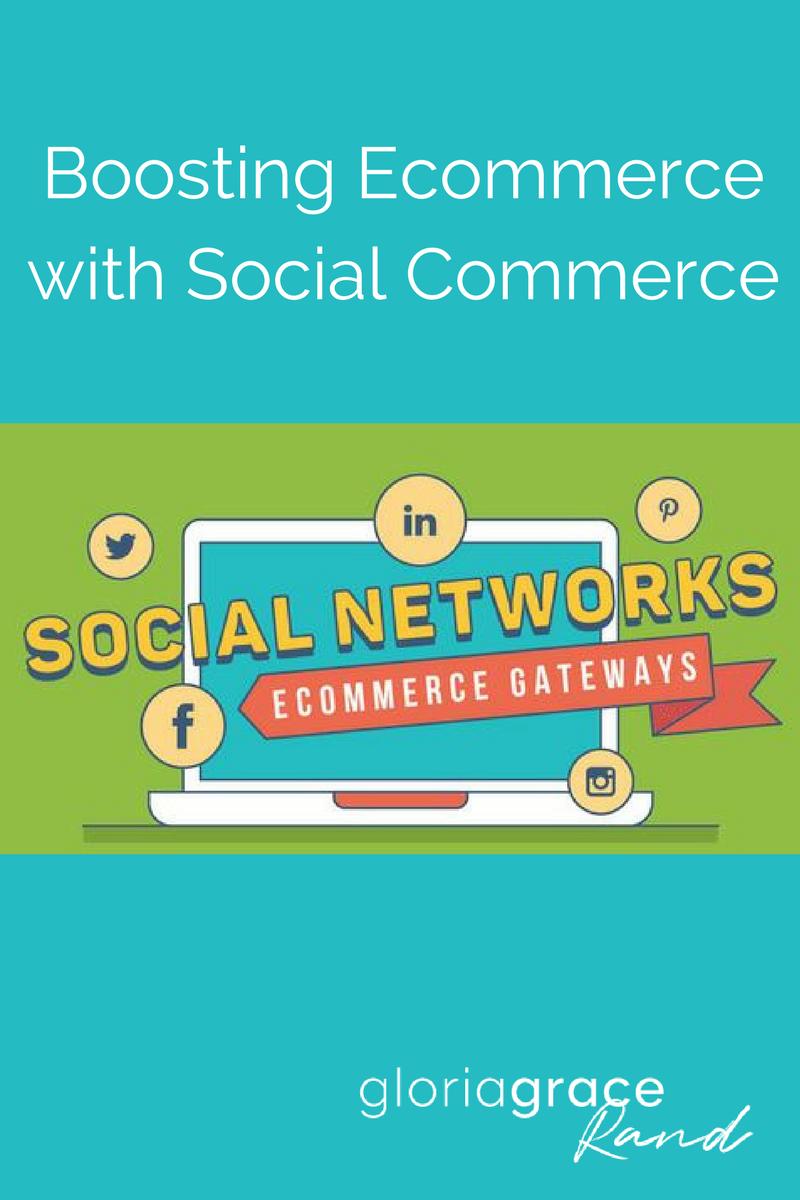 ecommerce social commerce