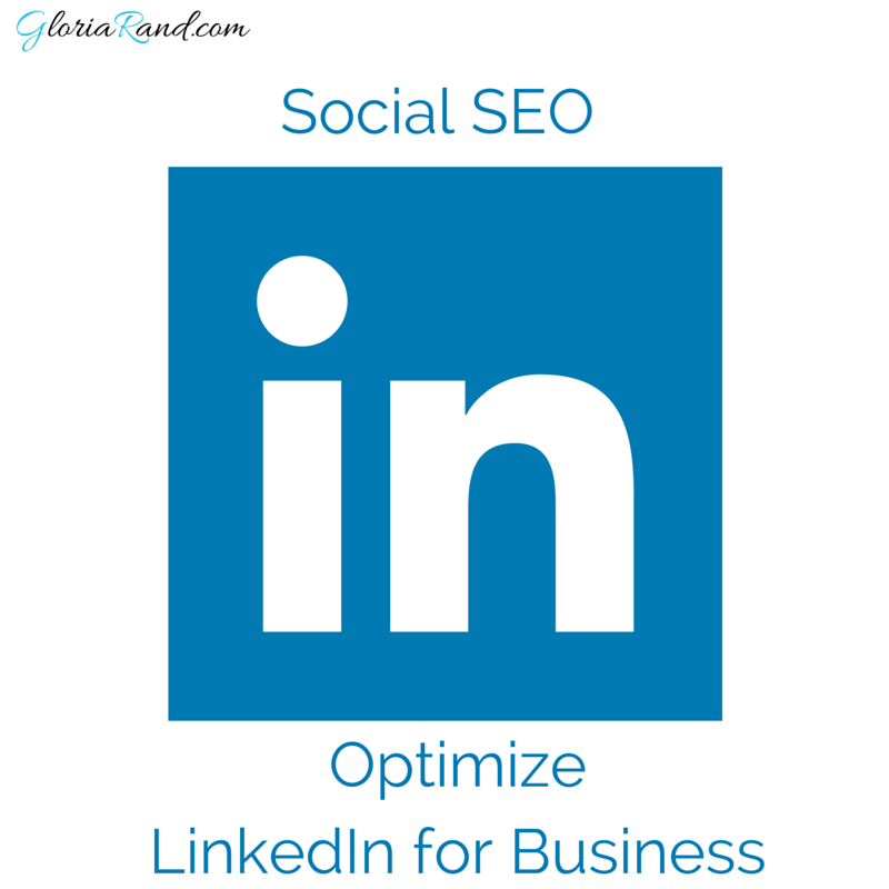 optimize LinkedIn for business