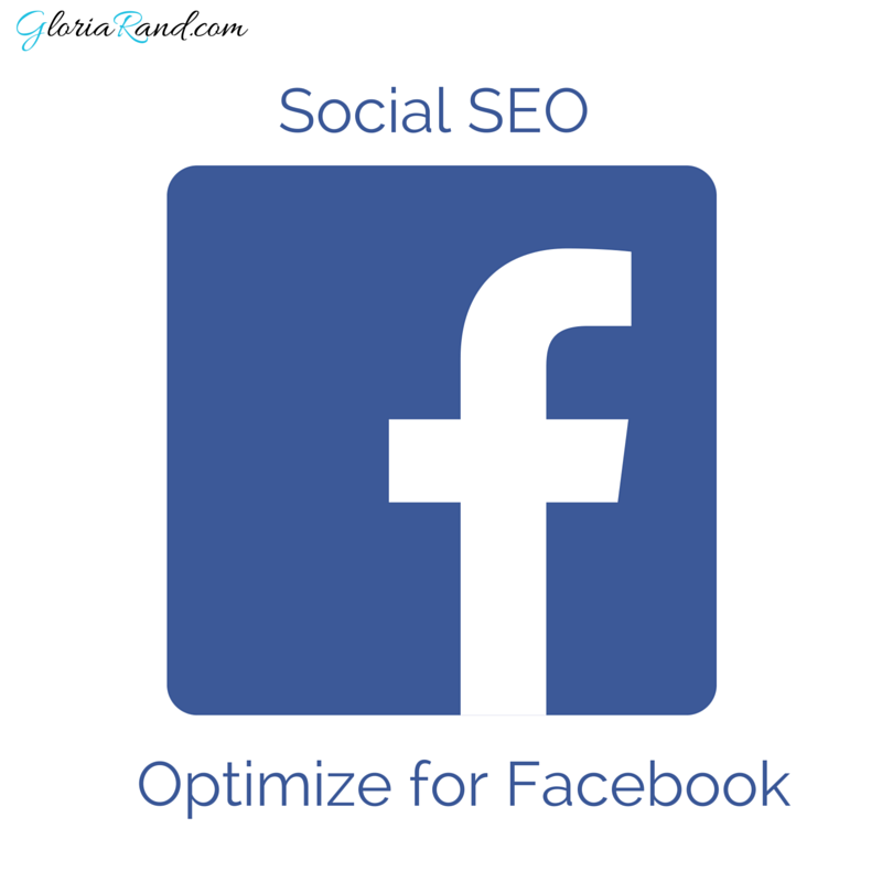 Optimize for Facebook
