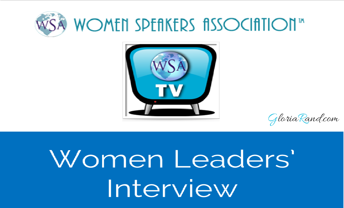 WSATV Women Leaders' interview