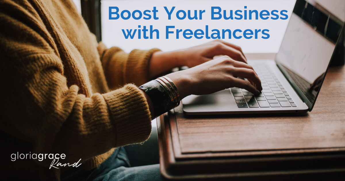 boost your business with freelancers