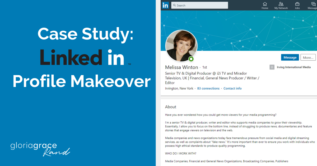 linkedin profile makeover