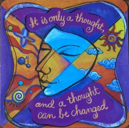thoughts can be changed