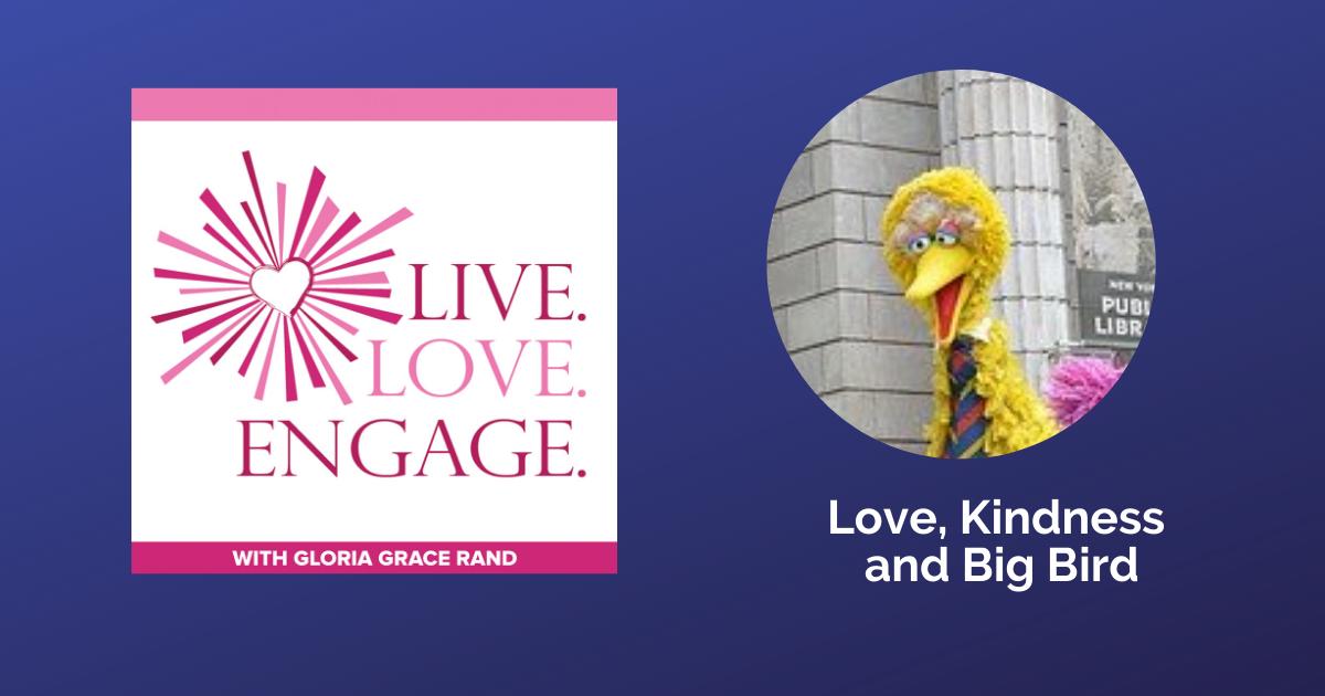 love kindness big bird