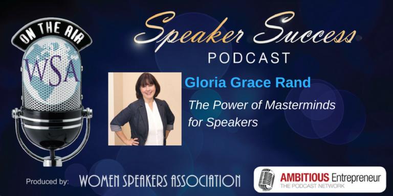 Gloria Grace Rand Women Speakers Association