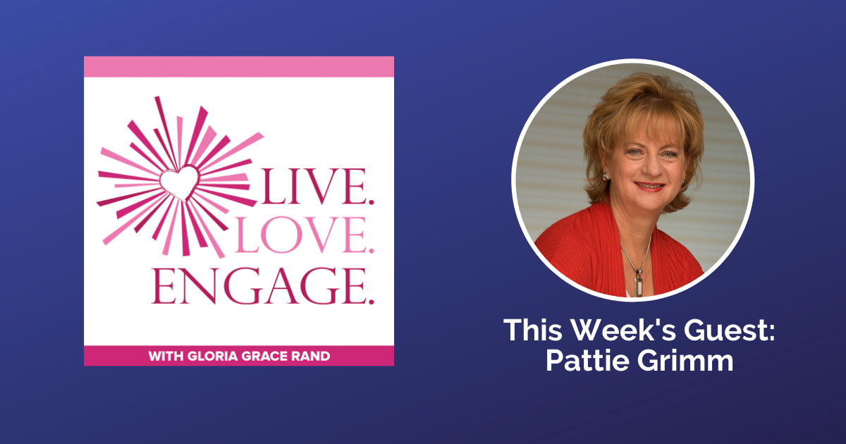 This week's podcast guest is Pattie Grimm