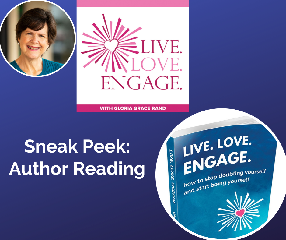 sneak peek - author reading