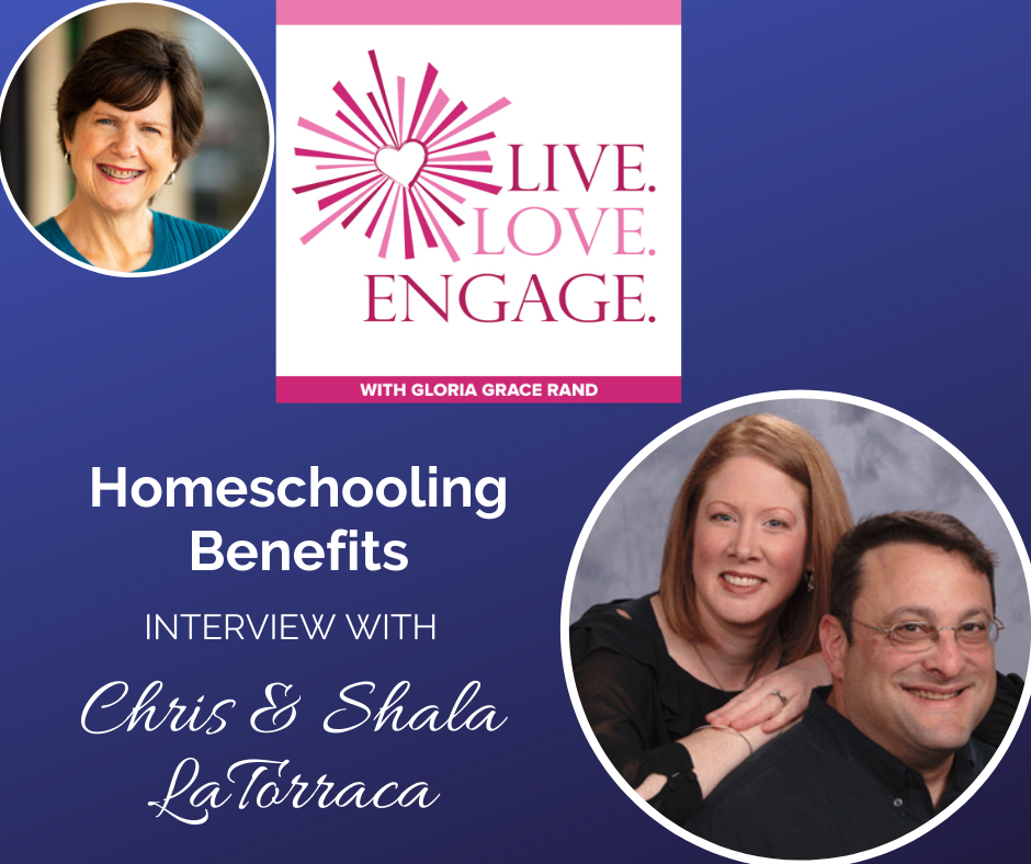 homeschooling benefits with chris and shala latorraca
