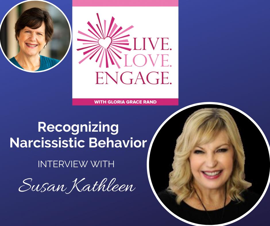 narcissistic behavior with susan kathleen