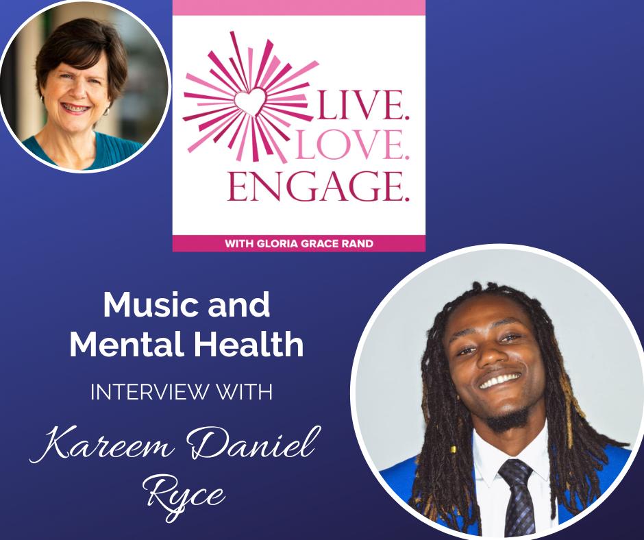 music mental health kareem daniel ryce