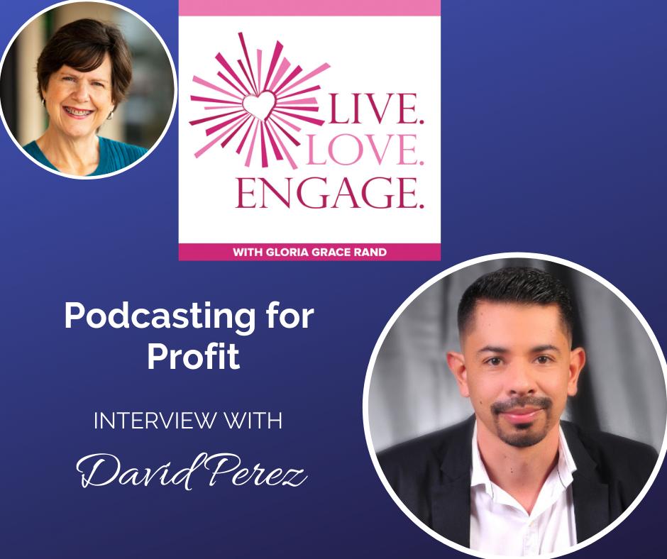 podcasting for profit david perez