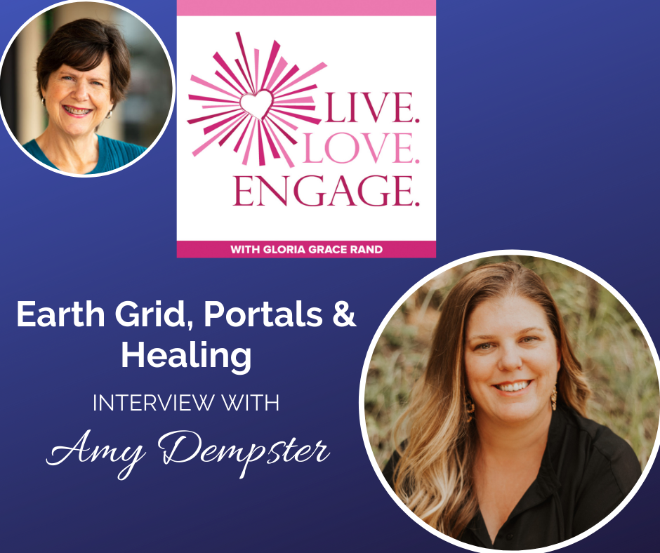earth grid, portals, healing, amy dempster