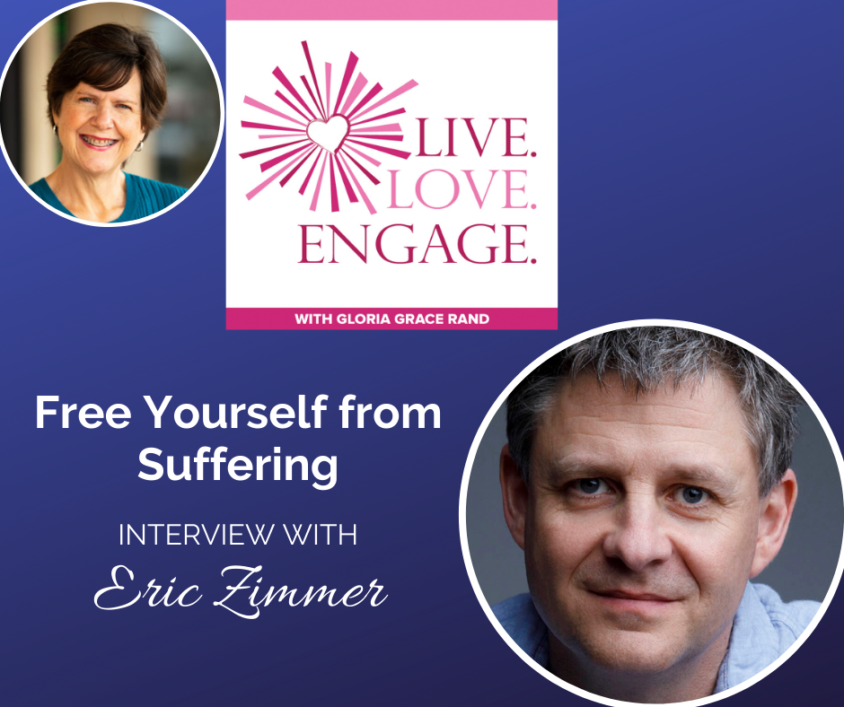 Free yourself from suffering eric zimmer